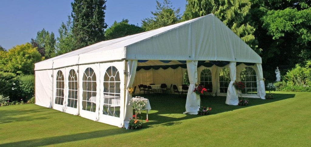 Clearspan Marquees wedding marquees tent hire leeds